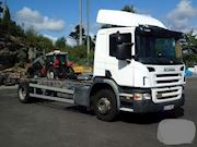Scania P 230 DB Chassis