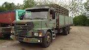 Scania T 112 HL Military