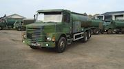 Scania T 112 Military