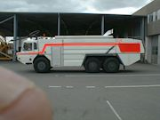 Various SCAMMEL NUBIA Fire-fighting vehicle