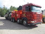 Scania 124G Autotransport