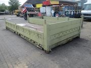 Krone  Container frame/Container