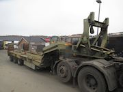 Various DAMM 3 SD336FY Heavy trailer
